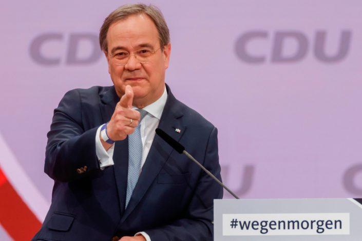 CDU odabrala kandidata za novog nemačkog kancelara