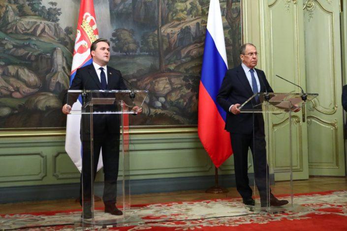 Ž. Jovanović: Na koga je mislio Lavrov pominjući ukidanje Rezolucije 1244?