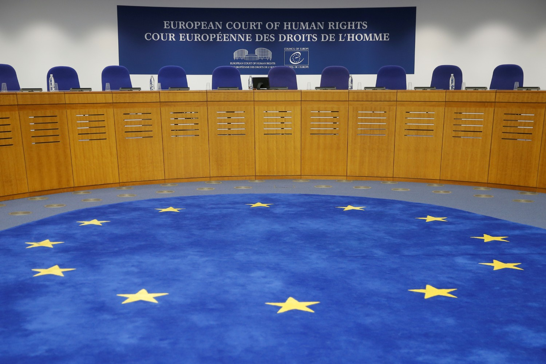 Судница у Европском суду за људска права у Стразбуру (Фото: Reuters/Vincent Kessler)