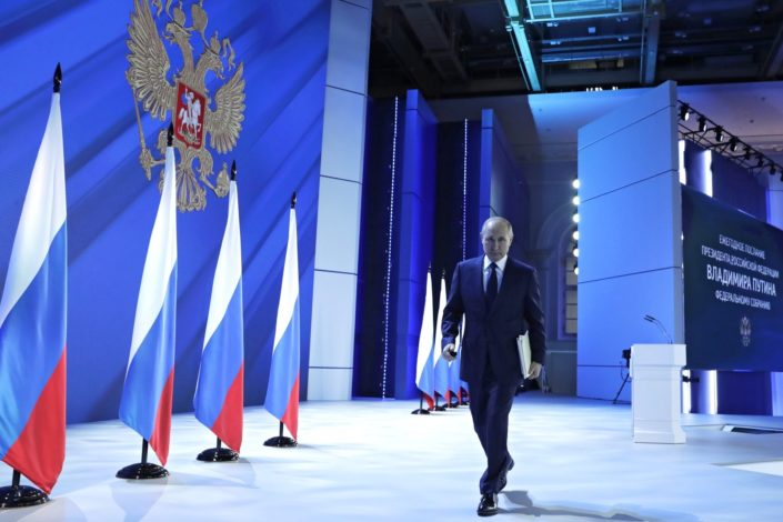 Bizmarkovski manevar Putina na ukrajinskoj granici