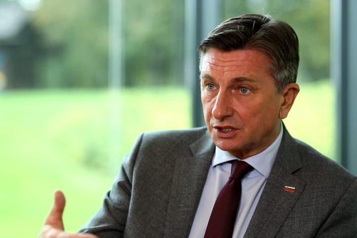 """Pahor ne podržava ideju o """"mirnom razlazu"""" u BiH, oglasili se Berlin i Vašington"""
