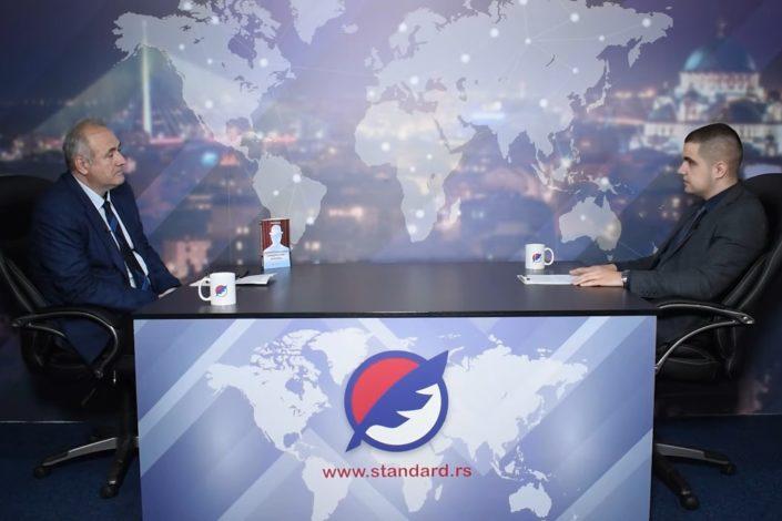 Milo Lompar: Dužnost intelektualca je da kaže da Vučić vodi politiku nacionalne laži