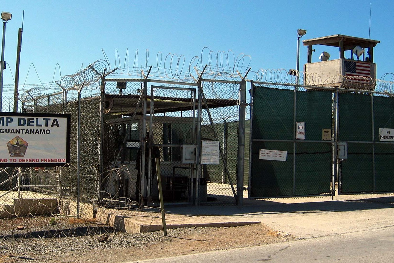 Ulaz u zatvor Gvantanamo Bej (Foto: Wikimedia/Kathleen T. Rhem)