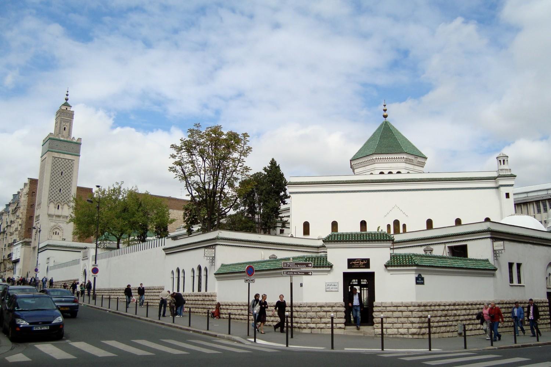 Velika džamija u Parizu (Foto: LPLT/Wikimedia Commons)