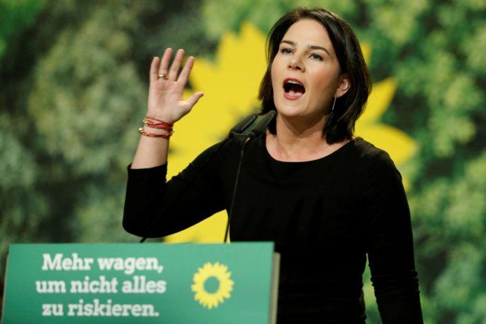 N. Radičević: Ko je potencijalna zelena naslednica Merkelove ili atlantizam i ekologija
