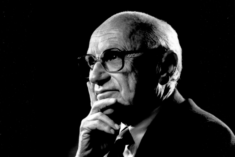 Američki ekonomista Milton Fridman (Foto: Wikimedia/RobertHannah89/The Friedman Foundation for Educational Choice)