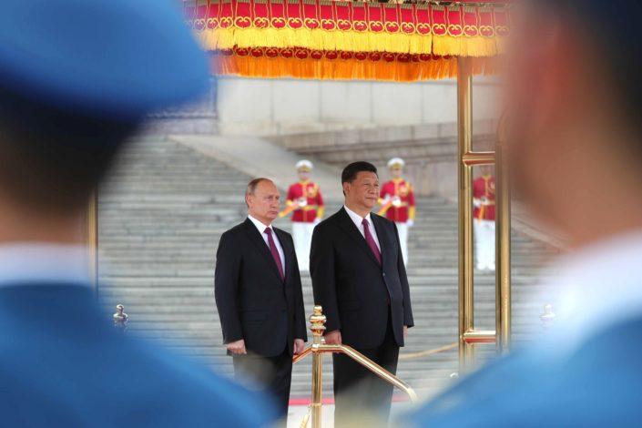 Da li Putin i Si zajednički testiraju Bajdena?