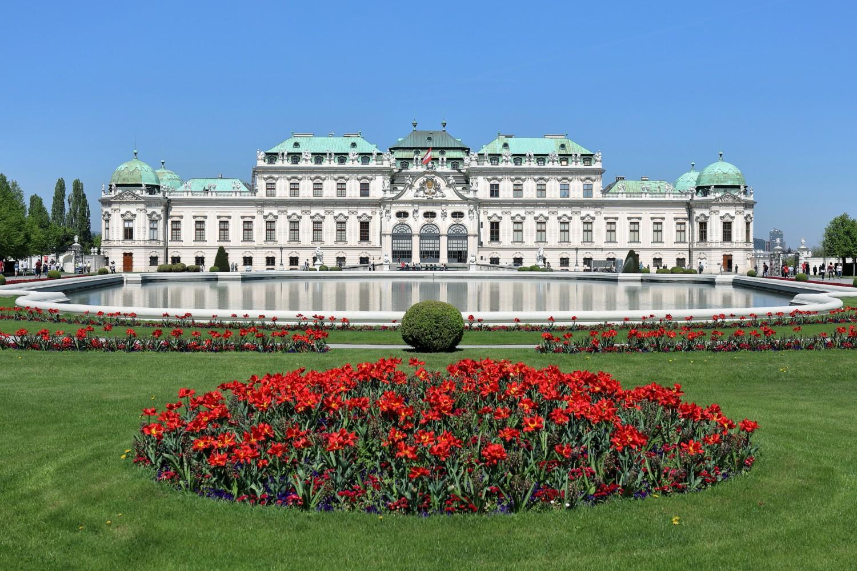 Dvorac Belvedere u Beču (Foto: Wikimedia/Bwag/CC-BY-SA-4.0)