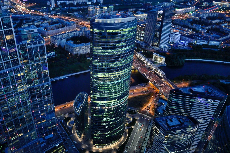 Zgrade u Moskvi (Foto: