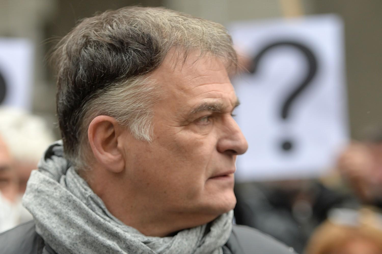 Glumac Branislav Lečić (Foto: Tanjug/Zoran Žestić)
