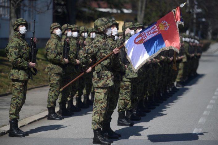 General Mojsilović: Stav Generalštaba je da Srbiji treba obavezan vojni rok