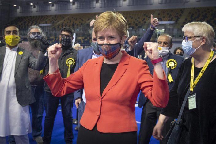 Škotska premijerka nakon izborne pobede obećala referendum o nezavisnosti