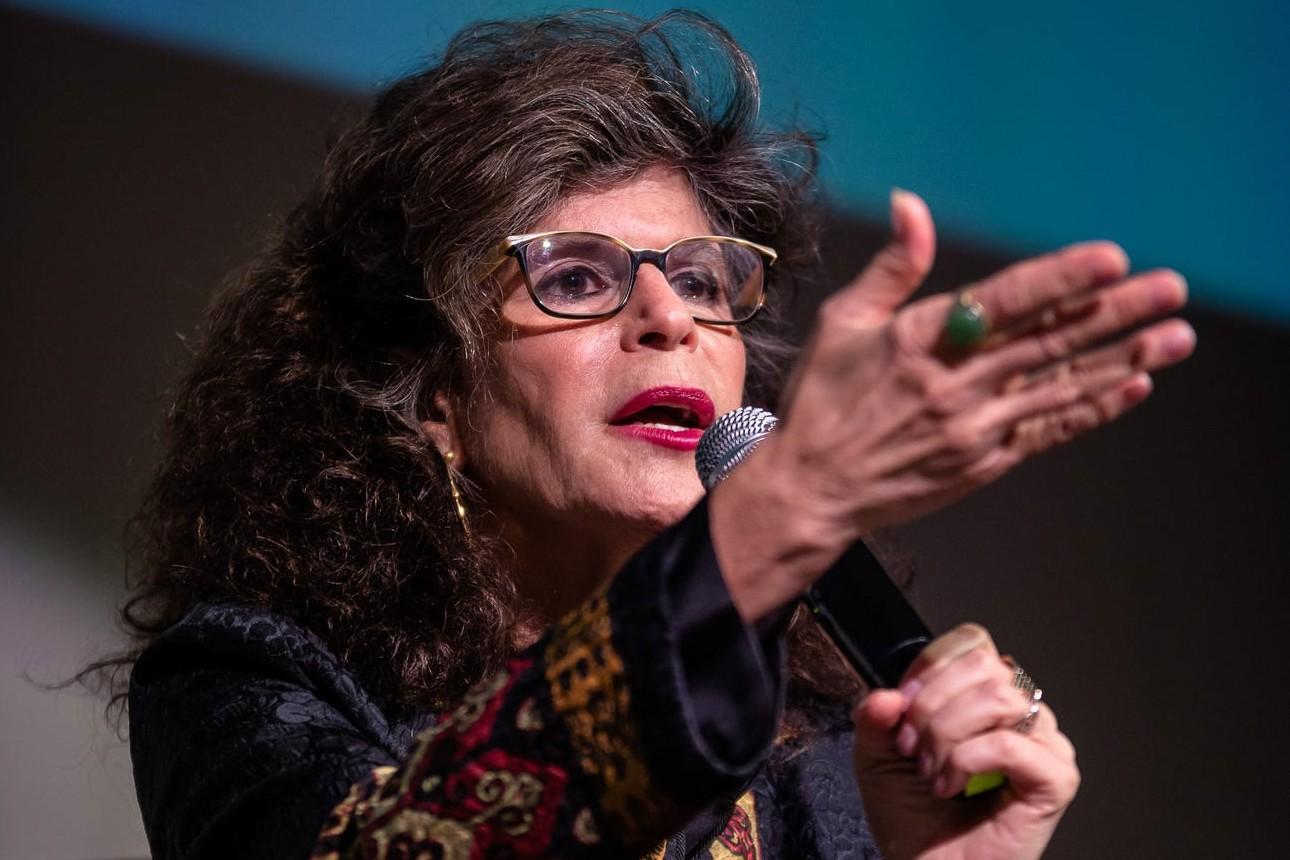 Profesorka socijalne psihologije sa Harvarda Šošana Zubof (Foto: Till Rimmele/Getty Images)