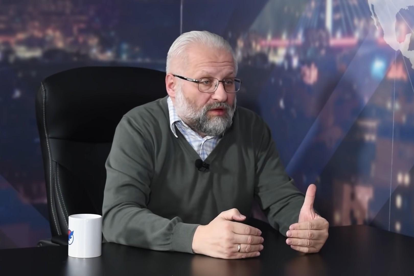 Vladimir Dimitrijević (Foto: Novi Standard)