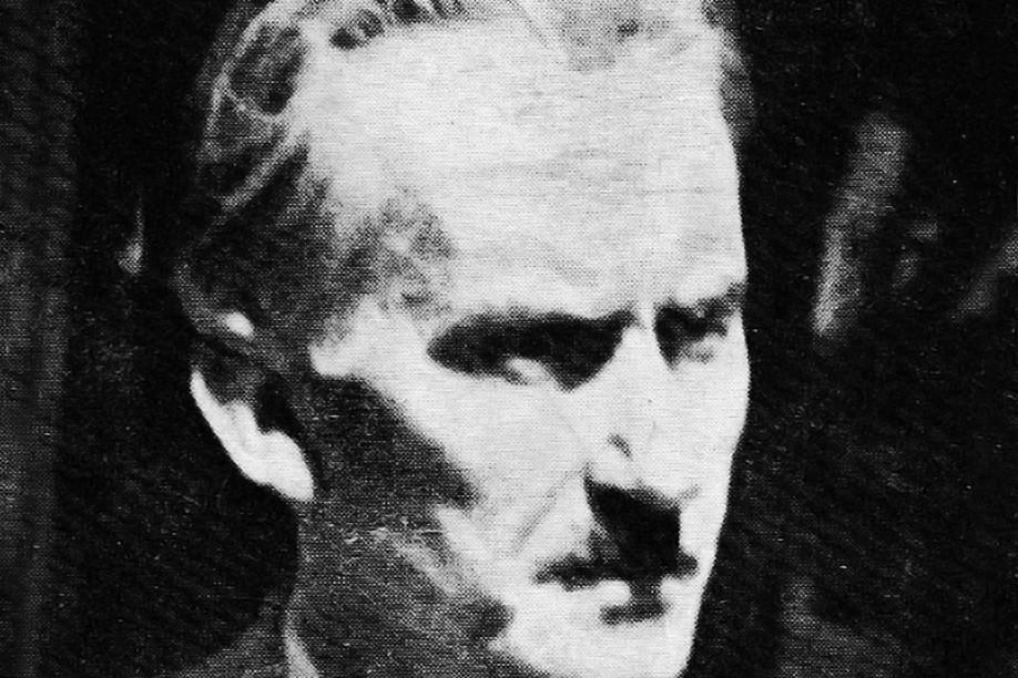 Dimitrije Ljotić 1940. godine (Foto: Wikimedia)