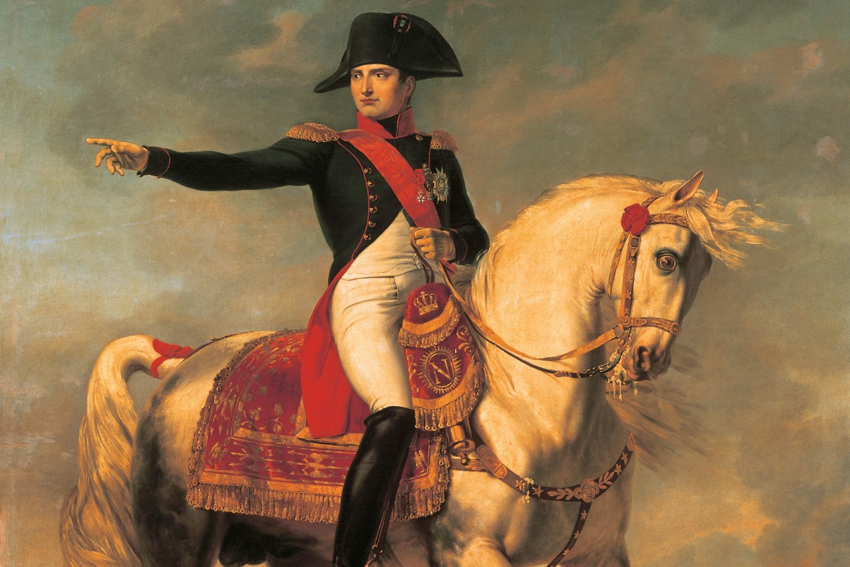 "Žozef Šabor, ""Napoleon Bonaparta na konju"", 1810. (Foto: Wikimedia/De Agostini/Getty Images)"