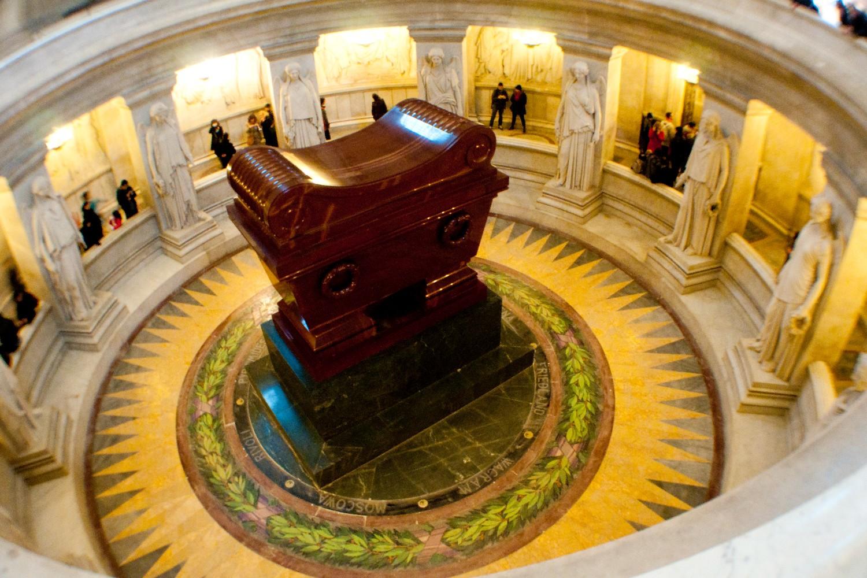 Grobnica Napoleona Bonaparte u Palati jadnika u Parizu (Foto: Wikimedia/Flickr/Urko Dorronsoro, CC BY-SA 2.0)