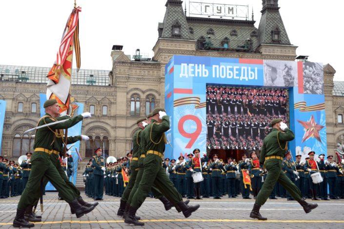 U svetu obeležen Dan pobede nad fašizmom