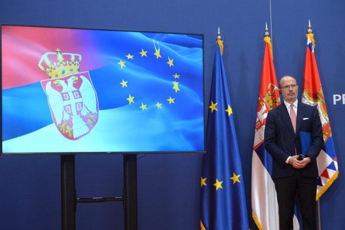 Da li EU menja pristup prema Srbiji?
